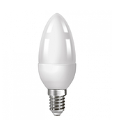 LED Лампа свеча Neomax 6W E14 3000К, 4000K 540Lm 165-265V NX6C