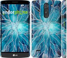 "Чехол на LG G3 Stylus D690 чернило ""4726c-89-535"""