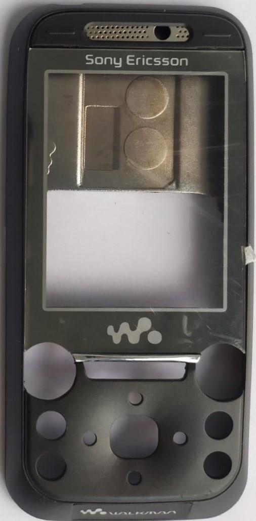 Корпус для Sony Ericsson W850 Black