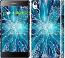 """Чехол на Sony Xperia Z5 Premium E6883 чернило """"4726c-345-535"""""""