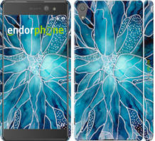"Чехол на Sony Xperia XA Ultra Dual F3212 чернило ""4726c-391-535"""