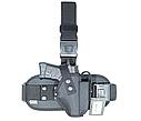 Набедренная кобура с чехлом под запасной магазин для пистолета Форт-14 с платформой, разборная, фото 2