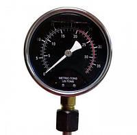 Манометр для преса гідравлічного 40т TORIN MAN-TY40002