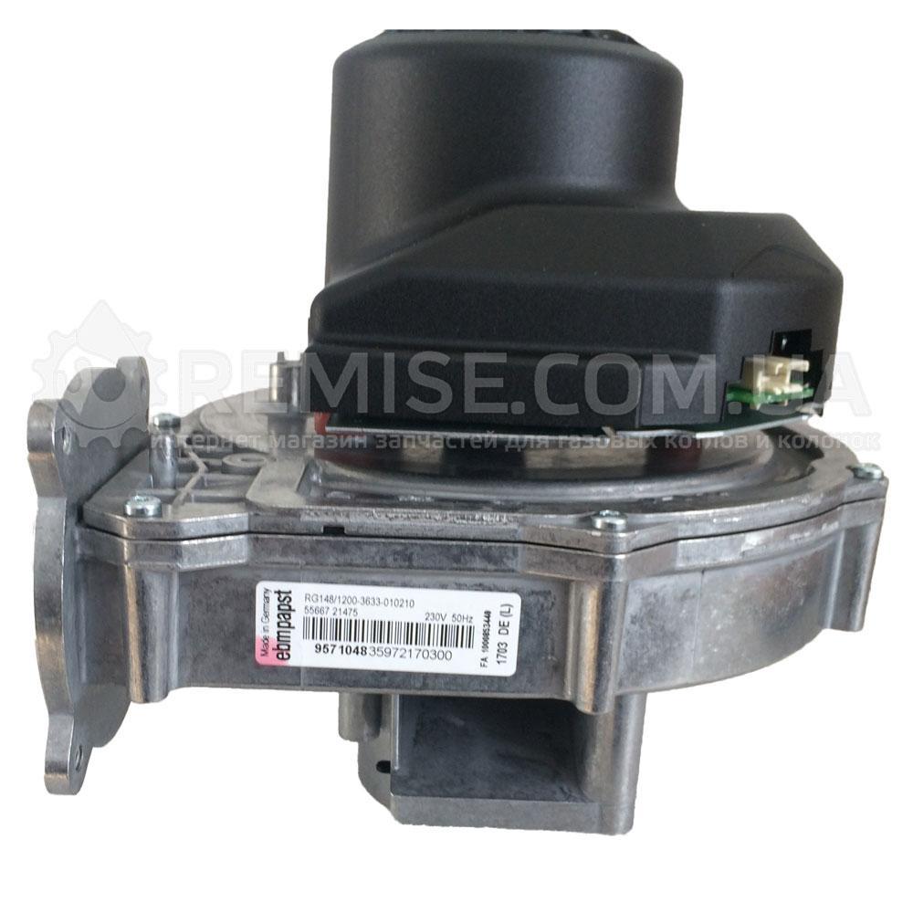 Вентилятор RG148 Viessmann 7826529 Vitodens WB2B 45-60 кВт.