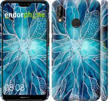 "Чехол на Huawei P20 Lite чернило ""4726c-1410-535"""