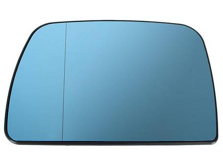 Вкладыш зеркала BMW X5 E53 99-06 левое, фото 2
