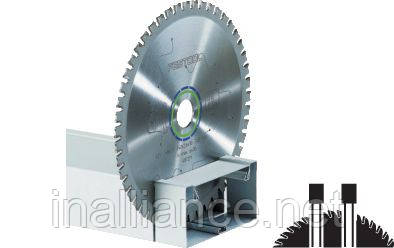 Пильный диск с плоским зубом 230 x 30 x 2,5 F 48 Festool 500651