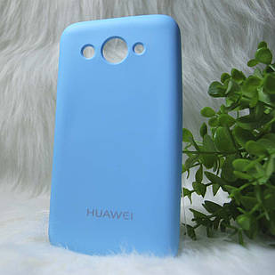 Чехол Huawei Y3 2017 синий