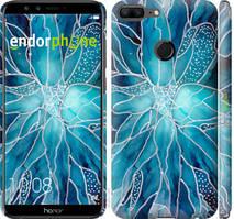 "Чехол на Huawei Honor 9 Lite чернило ""4726c-1359-535"""