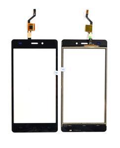 Тачскрин Doogee X5 (сенсор) - touchscreen для телефонов Doogee X 5 (Дуги Х5) черный