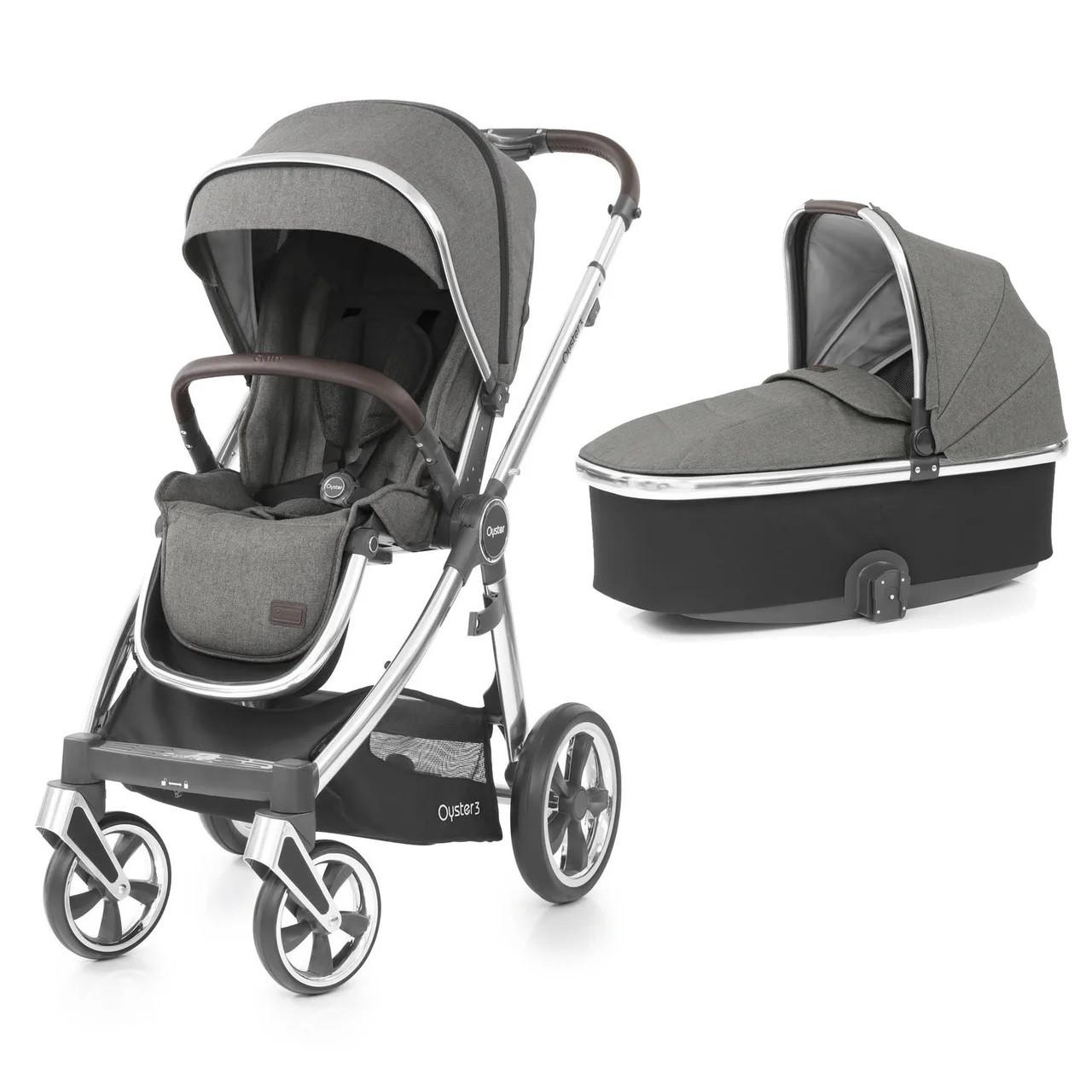 Универсальная коляска 2 в 1 BabyStyle Oyster 3
