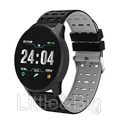 Водонепроницаемые смарт-часы Reaf GPS Black (B06091219)