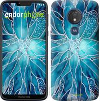 "Чехол на Motorola Moto G7 Power чернило ""4726u-1657-535"""