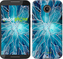 "Чехол на Motorola Moto X2 чернило ""4726u-372-535"""