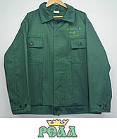 Костюм ІТП Bio-GAS (куртка з напівкомбінезоном), (пошиття спецодягу під замовлення)