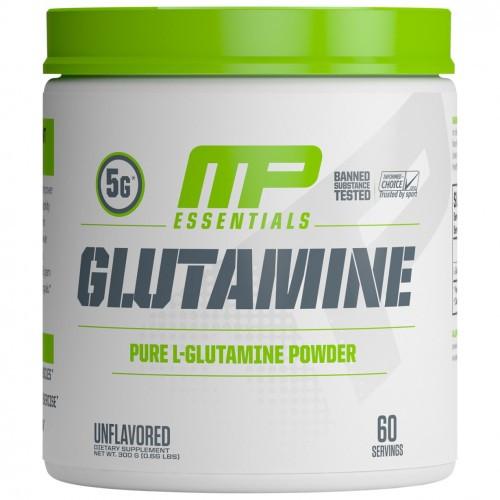Аминокислоты MusclePharm GLUTAMINE ESSENTIALS 300g. Глютамин Л-Глютамин