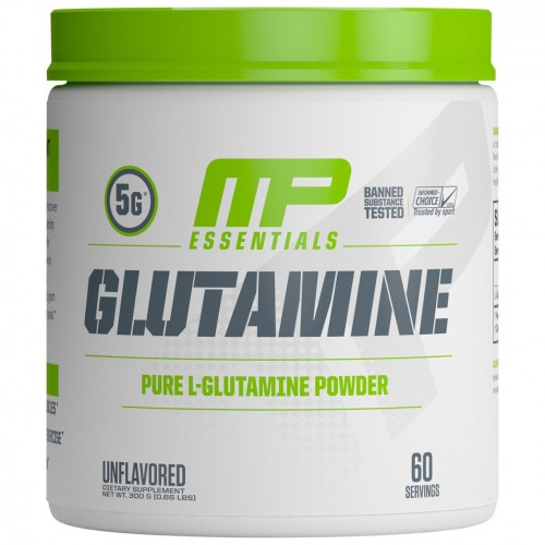 Глютамин MusclePharm GLUTAMINE ESSENTIALS 300g.
