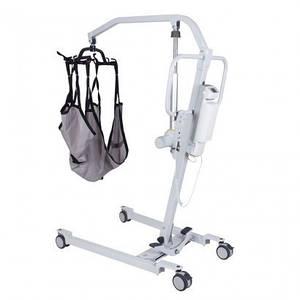 Подъемник электрический для инвалидов OSD-1790V с регулировкой ширины базы