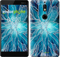 """Чехол на Nokia 7 чернило """"4726u-1367-535"""""""