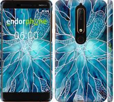 """Чехол на Nokia 6.1 чернило """"4726c-1628-535"""""""