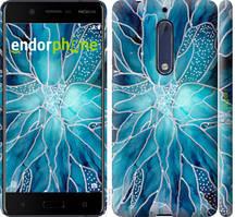"""Чехол на Nokia 5 чернило """"4726c-804-535"""""""