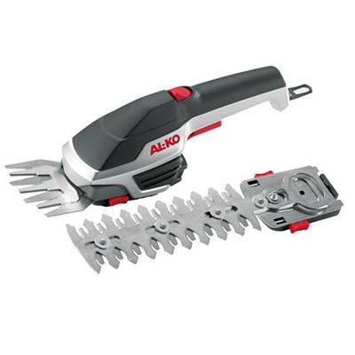 Аккумуляторные садовые ножницы для травы та кустарников AL-KO GS 3,7 Li