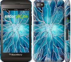 """Чехол на Blackberry Z10 чернило """"4726c-392-535"""""""