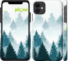"Чохол на iPhone 11 Акварельні Ялинки ""4720c-1722-535"""