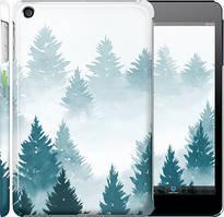 "Чехол на iPad mini Акварельные Елки ""4720c-27-535"""