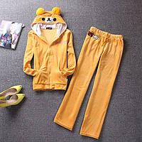 Пижама, домашний костюм (куртка и штаны)