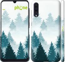 """Чехол на Samsung Galaxy A30s A307F Акварельные Елки """"4720c-1804-535"""""""