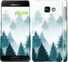 "Чохол на Samsung Galaxy A3 (2016) A310F Акварельні Ялинки ""4720c-159-535"""