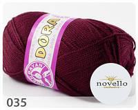 Madame Tricote Paris Dora № 035 бордо