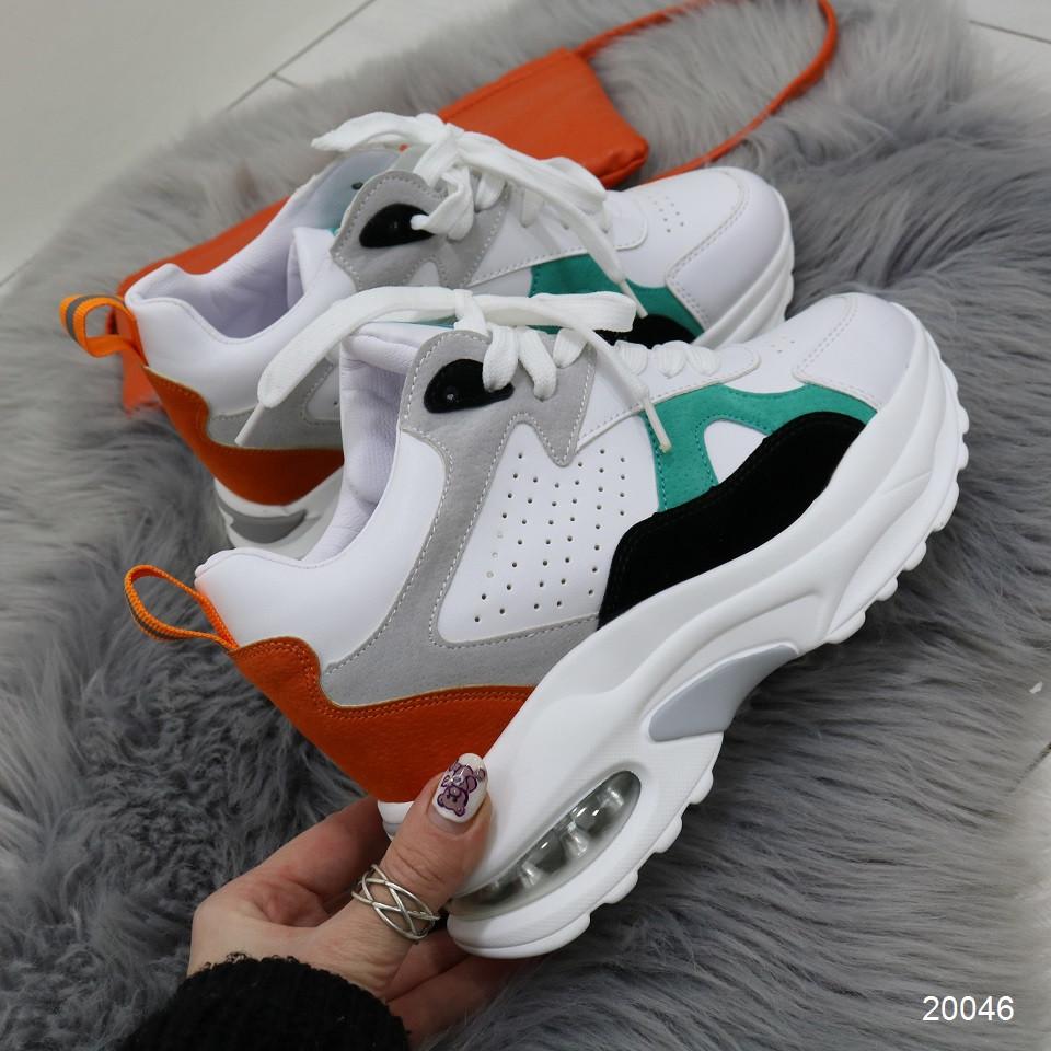 Женские кроссовки сникерсы, А 20046