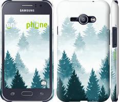 """Чохол на Samsung Galaxy J1 Ace J110H Акварельні Ялинки """"4720c-215-535"""""""
