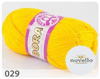 Madame Tricote Paris Dora № 029 желтый, фото 1