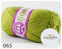 Madame Tricote Paris Dora № 065 зеленый, фото 1