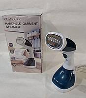 Отпариватель пароочиститель ручной утюг DF-019А 1100Вт Glamouric