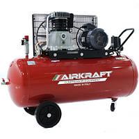Компресор 300 л ремінною 800л/хв, 380В, 5,5 кВт AIRKRAFT AK300-800-380