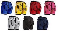Защитные детские шорты для роликов Sport Gear Recruit