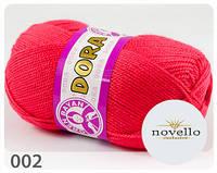 Madame Tricote Paris Dora № 002 коралл