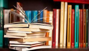 Книги, розмальовки, прописи
