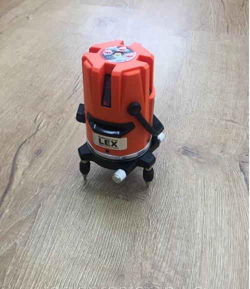 20 МЕТРОВᐉЛазерный уровень LEX LXNL01