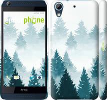 """Чохол на HTC Desire 628 Dual Sim Акварельні Ялинки """"4720c-949-535"""""""