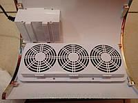 Вытяжка для маникюра Simei 858-5 на 2 руки и 3 вентилятора