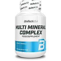 Витамины Multi mineral complex Biotech (100 tab)
