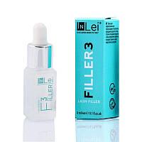 Питательный состав In Lei Filler3 4 мл для ламинирования ресниц и бровей