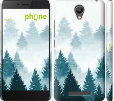 "Чехол на Xiaomi Redmi Note 2 Акварельные Елки ""4720c-96-535"""