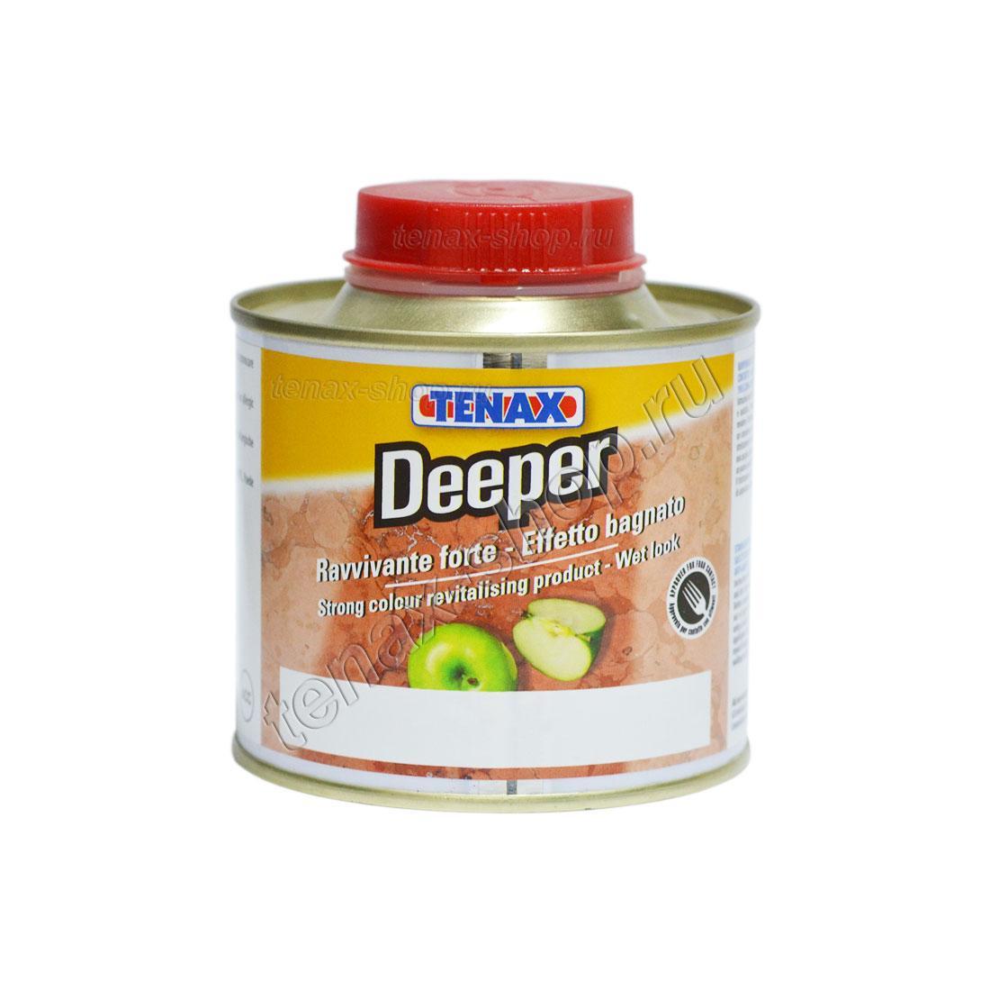 Пропитка для Натурального и Искусственного камня Deeper (0,25л) TENAX
