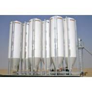 Обладнання для зберігання і транспортування зерна